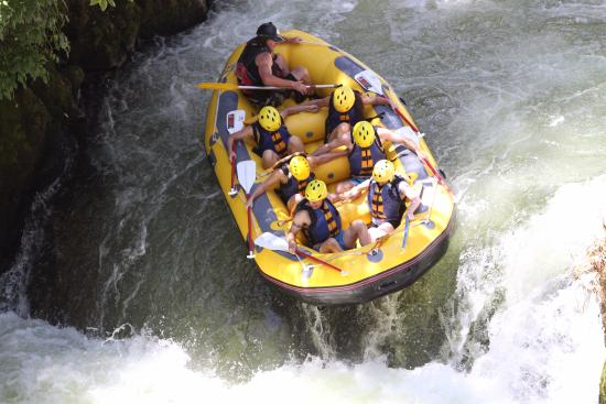 Multi-Day Adventures Day Tours: Rafting on Kaituna River