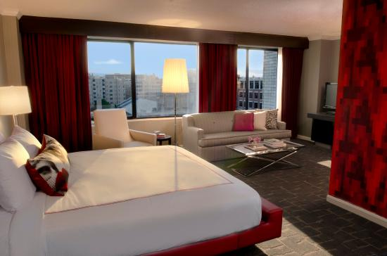 Rouge, a Kimpton Hotel: Executive King Room