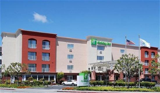 San Mateo, Califórnia: Hotel Exterior