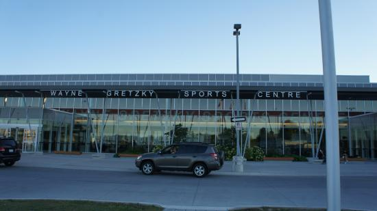 Wayne Gretzky Sports Centre