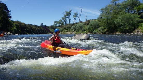 New Plymouth, Nueva Zelanda: Waitara River