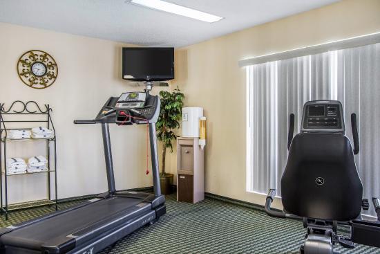Albertville, AL: Fitness Center