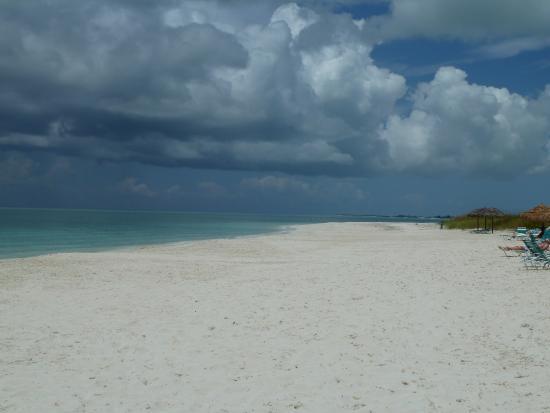 Sands at Grace Bay: la spiaggia
