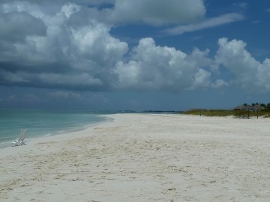 Sands at Grace Bay: spiaggia