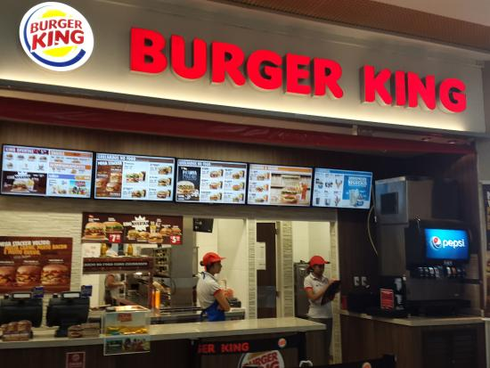 external environment of burger king Burger king in a global context analysis of the situation using swot/pest analysis increasing number of western style shopping malls, providing an ideal environment for bk restaurants.