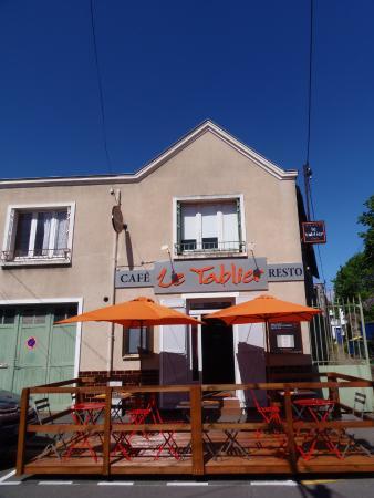 Restaurant Le Tablier
