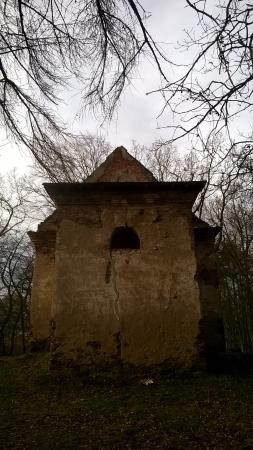 Pelhřimov, Česká republika: St Anne Chapel