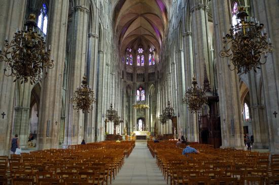 the west facade picture of cathedrale st etienne. Black Bedroom Furniture Sets. Home Design Ideas