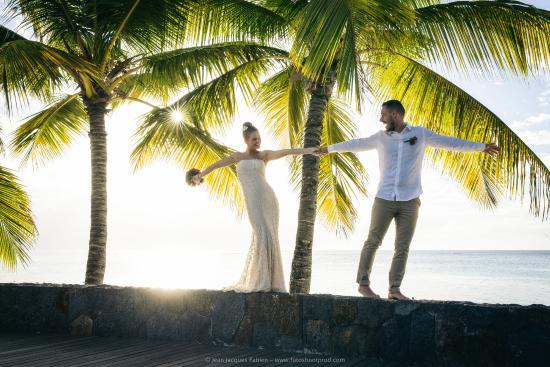 Wedding Photo Bild Von Trou Aux Biches Beachcomber Golf Resort