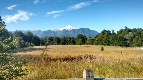 Los Lagos Region, Chile: Vista desde el Lodge