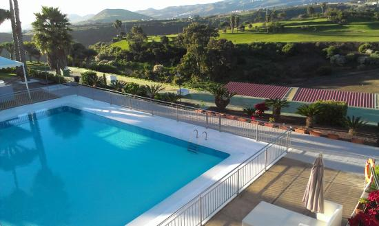Bandama Golf Hotel: The pool