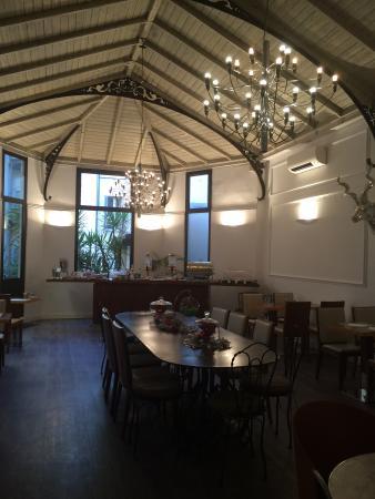 Hotel Colette: Sala colazione