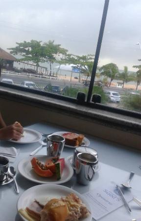 Sueds Plaza Hotel Geral: Area do cafe,almoço e jantar