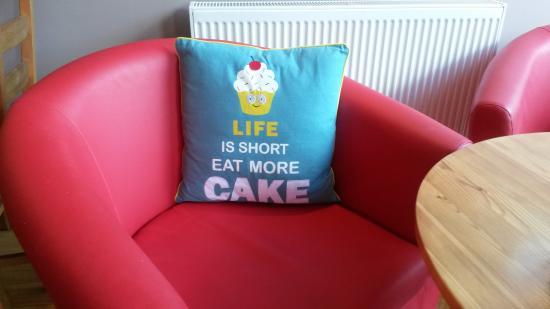 Tillicoultry, UK: Ok then!