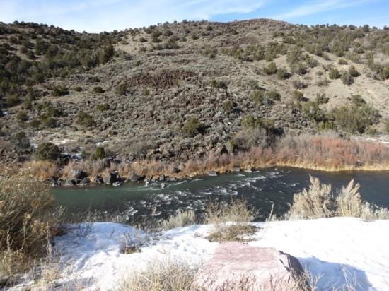 The Low Road From Taos and Santa Fe: Rio Grande