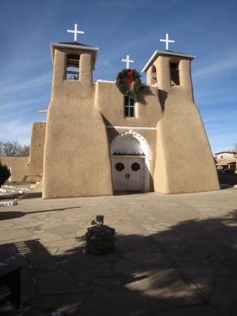 San Francisco de Assisi Mission Church : Front