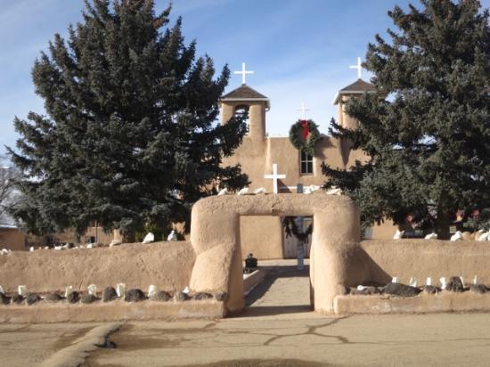 San Francisco de Assisi Mission Church : Gate