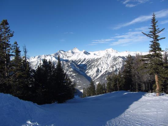 Panorama, كندا: Top of the Panorama
