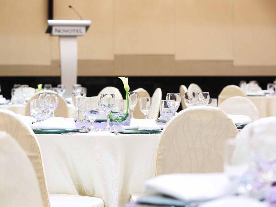 Novotel Singapore Clarke Quay: Wedding