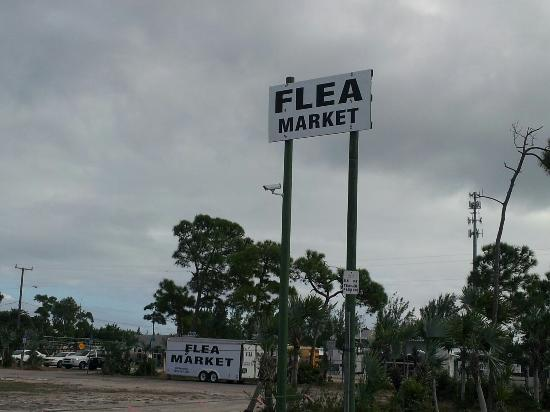 The Big Pine Key Flea Market