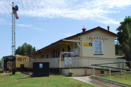 Blackall Woolscour: Visitor Information Centre