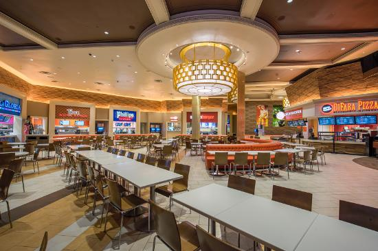 Caesars Forum Food Court