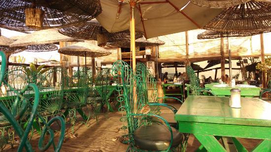 Los Pelicanos Restaurant Bar Terrance
