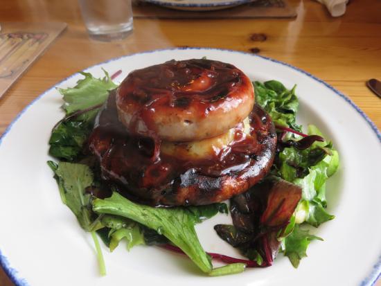 Strathcarron, UK: Sausage and mash!