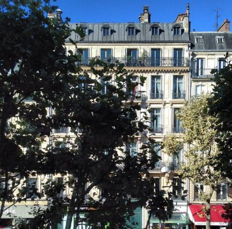 picture of hyatt paris madeleine paris. Black Bedroom Furniture Sets. Home Design Ideas