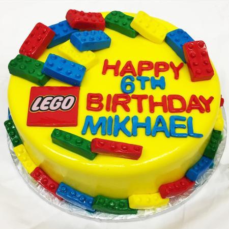 Brilliant Lego Cake Picture Of Parisers Bakery Baltimore Tripadvisor Personalised Birthday Cards Epsylily Jamesorg