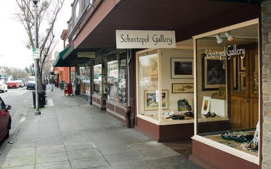 Sebastopol Gallery