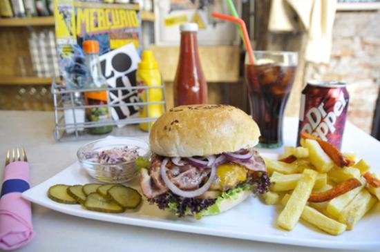 Art & Burger