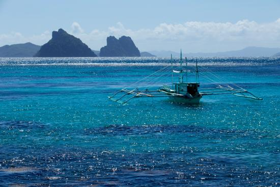 El Nido Resorts Apulit Island: view