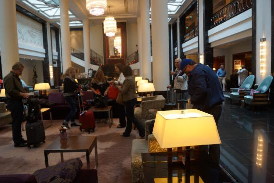 Corinthia Hotel St. Petersburg: looby