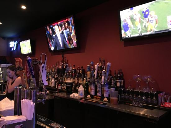 Bar Area Picture Of Wing Daddy S Sauce House El Paso Tripadvisor