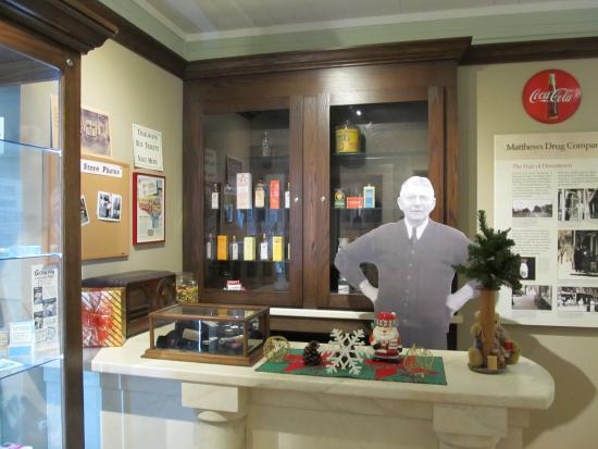 Matthews Heritage Museum