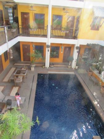 Chiangmai Boutique House: Pool