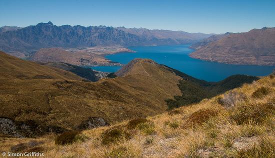 Queenstown, Neuseeland: The Remarkables