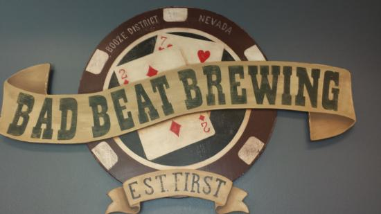‪Bad Beat Brewing‬