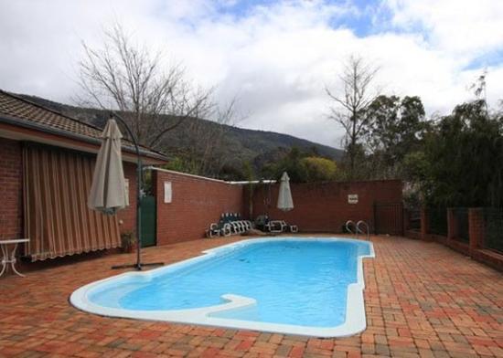 Pool Picture Of Comfort Inn Country Plaza Halls Gap Halls Gap Tripadvisor