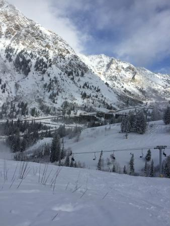 Snowbird, UT: the resort