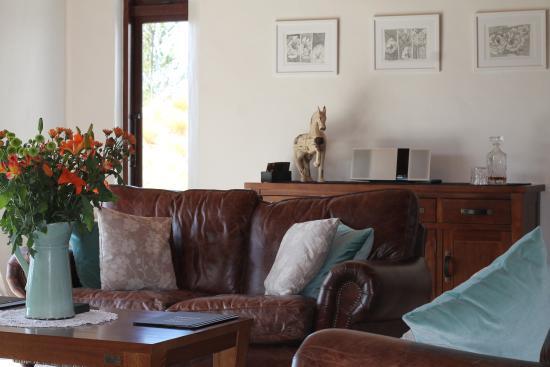 Twizel, Nueva Zelanda: The Drawing Room - Ashley Mackenzie Villa