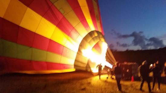 Balloon Aloft Camden: colourful fills and silhouettes