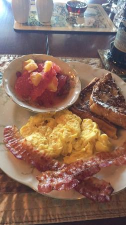 Haines Falls, estado de Nueva York: Breakfast