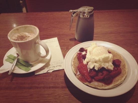 The Pancake Kitchen: yammy