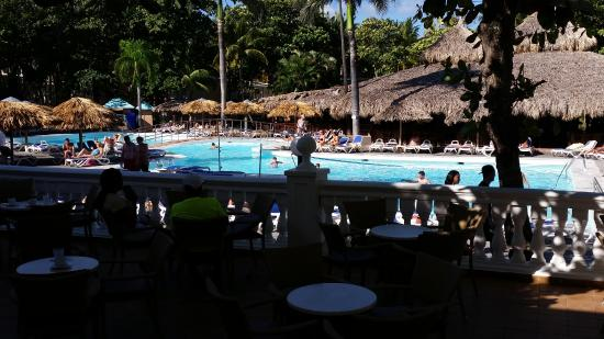 ClubHotel Riu Merengue: piscine