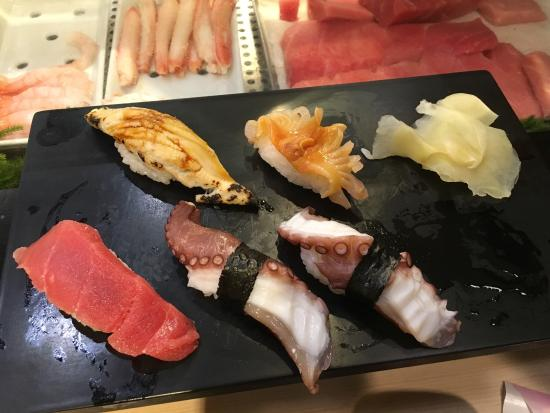Great sushi and value