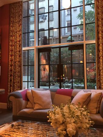 Crosby Street Hotel: The Drawing Room