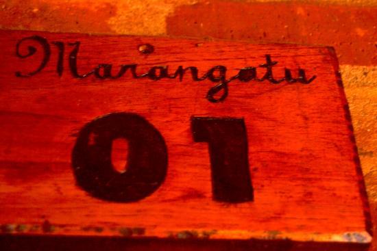 Marangatu: habitación