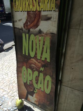 Restaurante e Lanchonete Nova Opcao